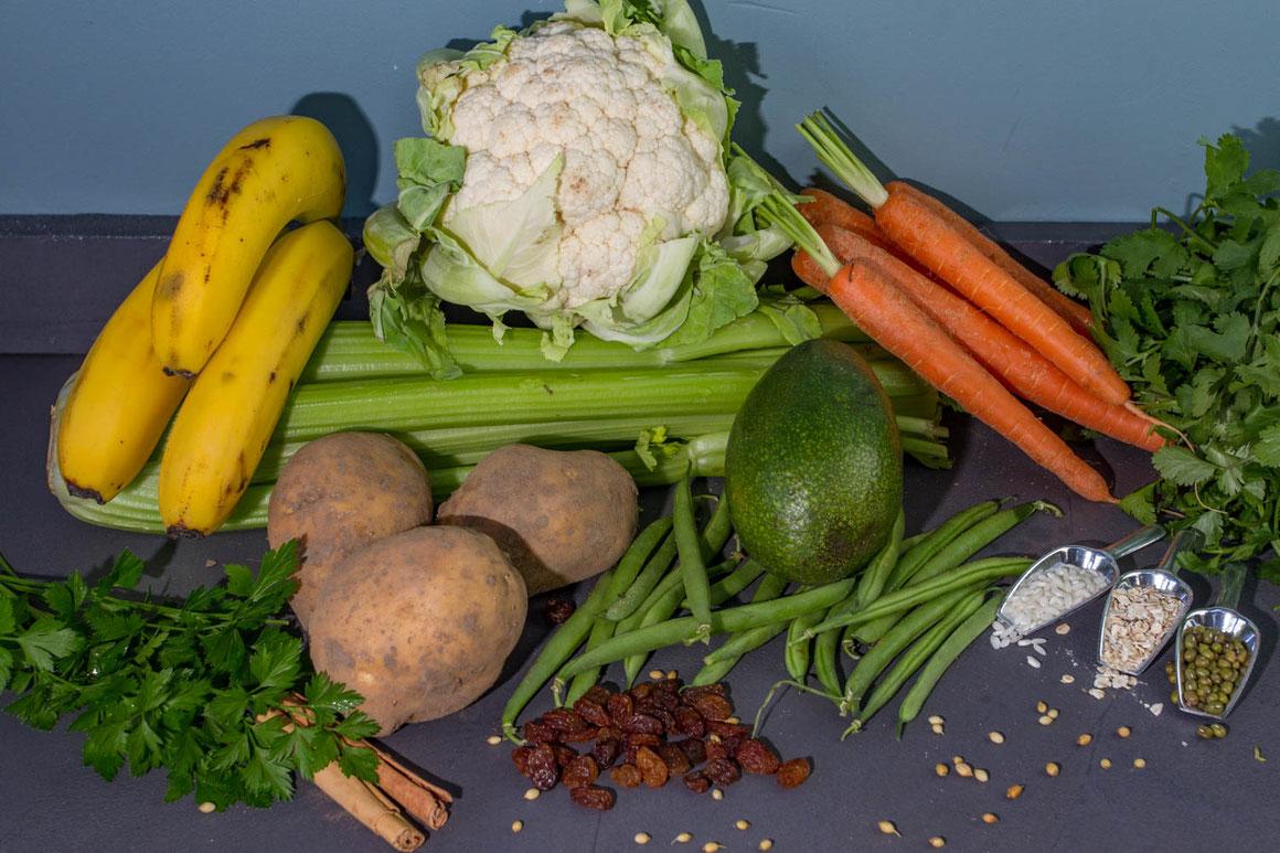 Pitta balancing food
