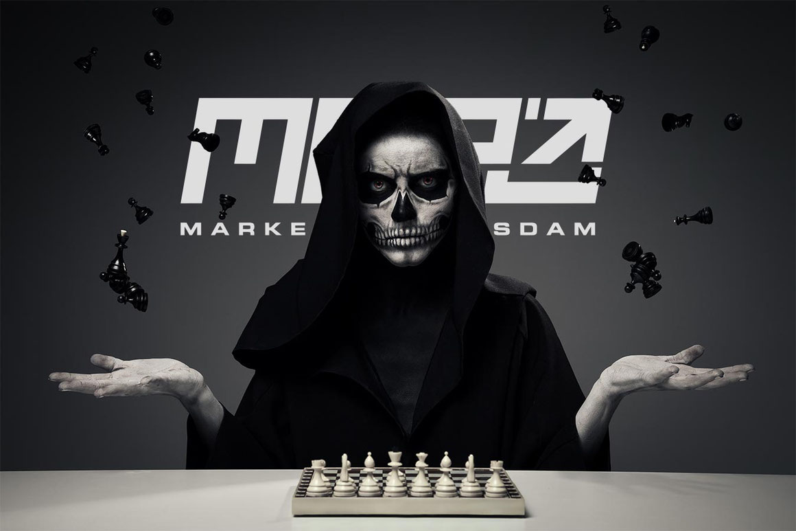 Mapo, Werbeagentur, Potsdam, Ohne gute Strategie ist Werbung sinnlos, ein wenig wie Schach gegen den Tod, nur ein Spiel auf Zeit