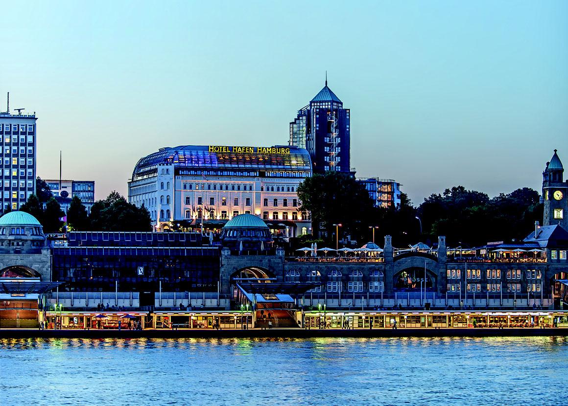 Gelebte Service Excellence im Hotel Hafen Hamburg - eine wahre Geschichte - von und mit Michael Bauer, Hoteltester, Serviceexperte, Vortragsredner und Trainer.