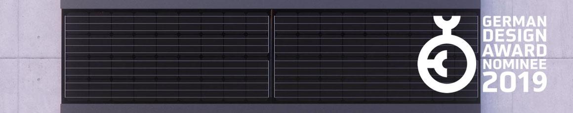 Design Solarfassade