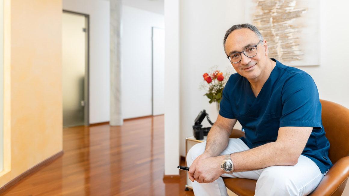 Dr. med. dent. Roman Beniashvili