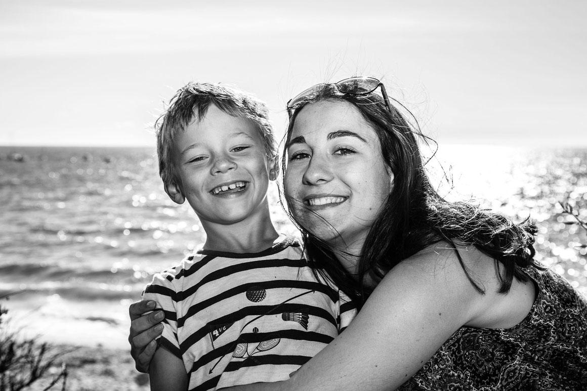 Séance Photo de famille, portrait, Mesquer quimiac Photographe Portrait La Baule Presqu'ile de Guérande - Region de Nantes - nils dessale