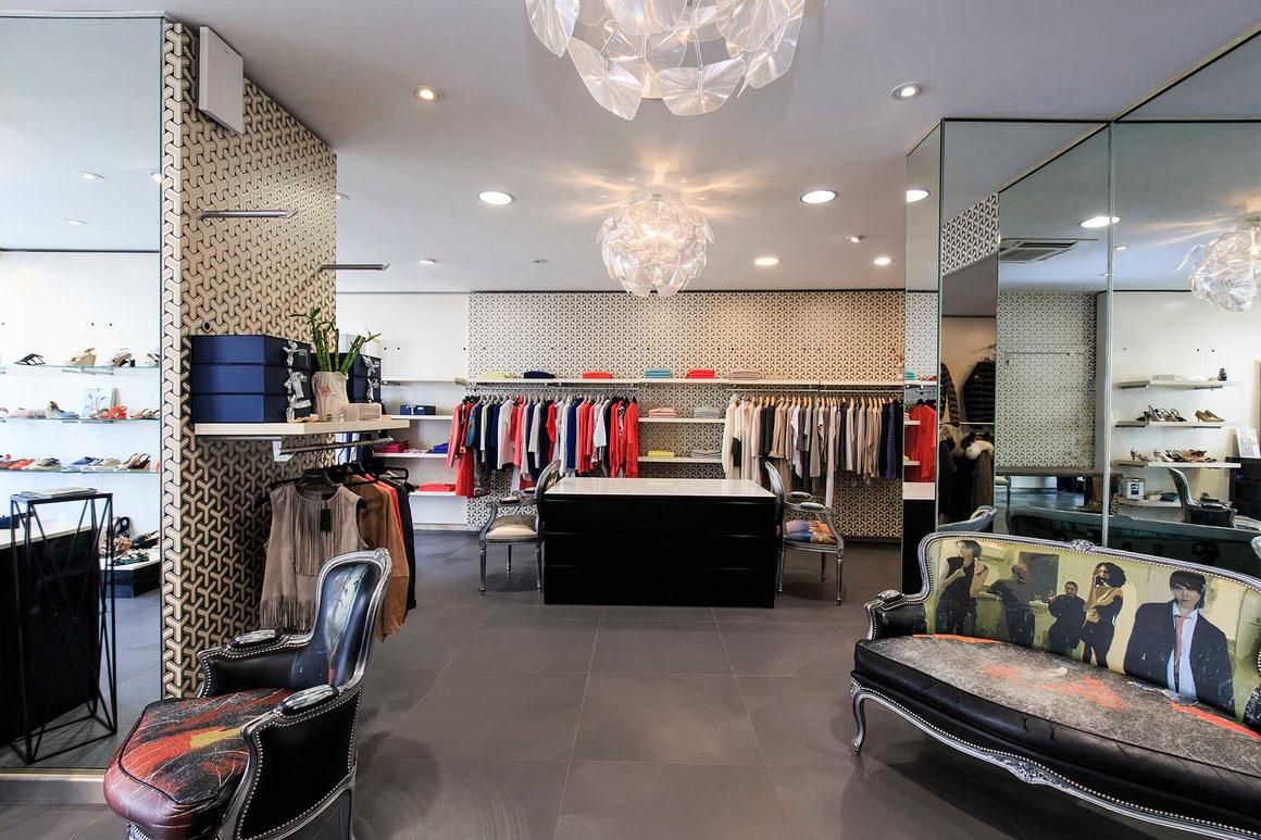 Reportage entreprise boutique william's La Baule