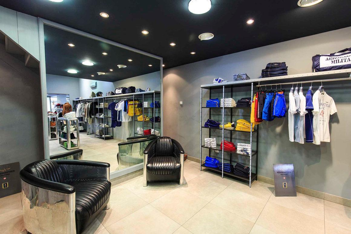 Reportage photo entreprise boutique et magasin de vêtements la baule escoublac