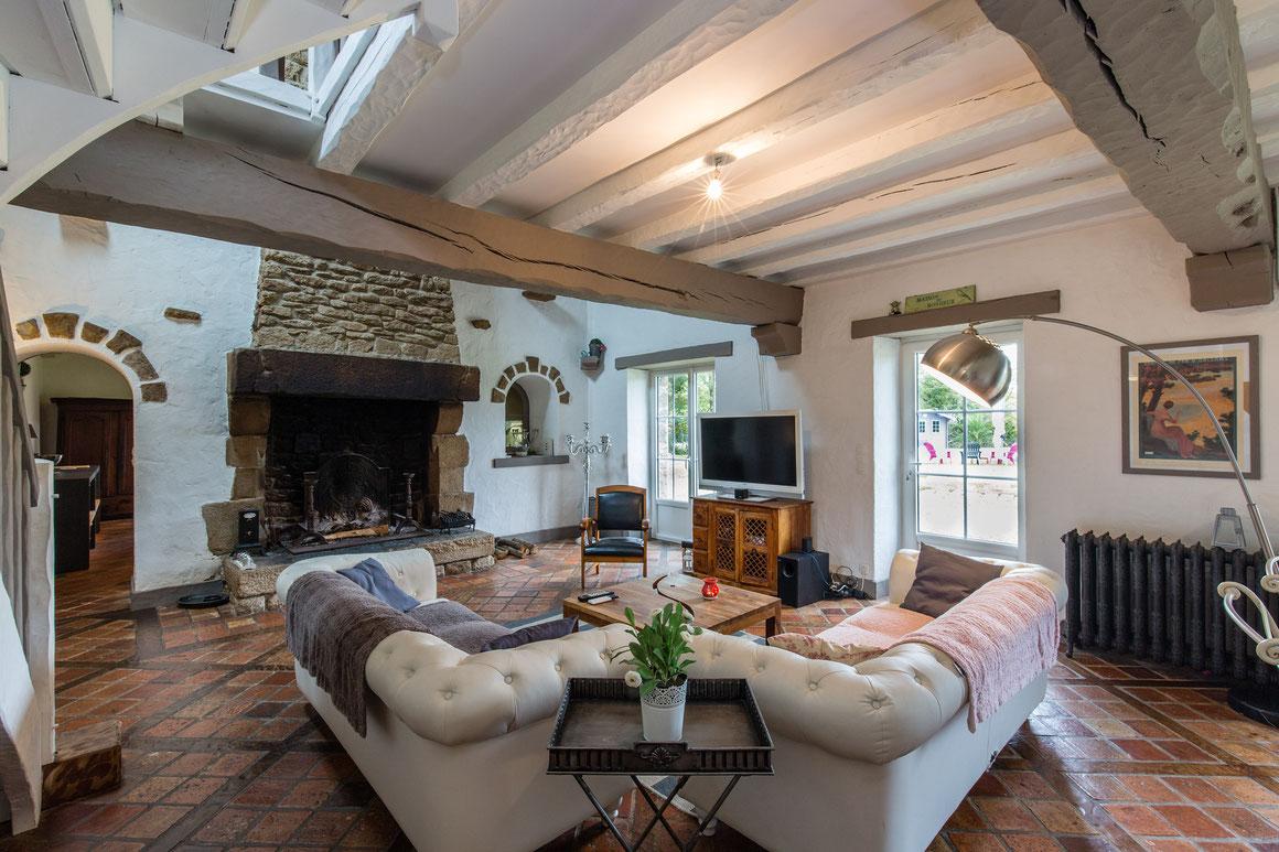 Reportage photo achat, vente, et location de biens immobiliers la Baule presqu'ile de Guérande