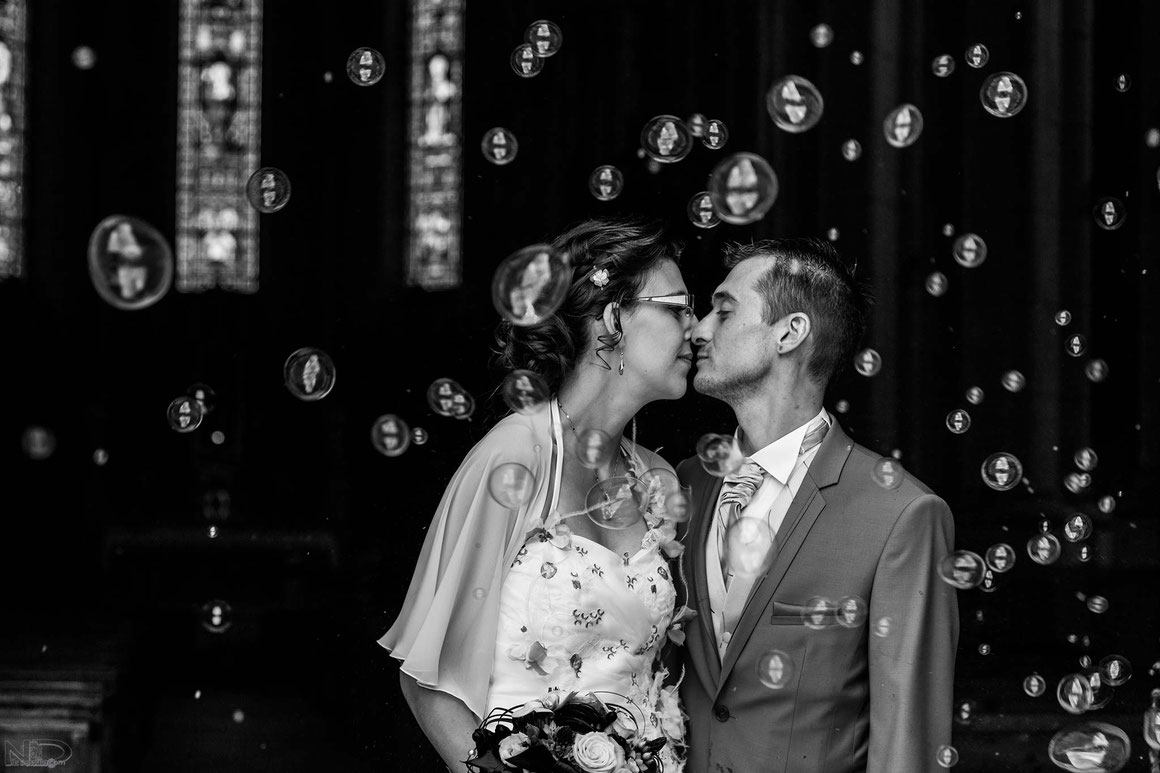 Photographie mariage Herbignac Saint Nazaire