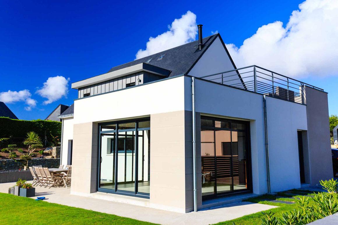 Nils dessale photographe Architecture et immobilier Nantes, Vannes, Lorient, Loire Atlantique, Morbihan, Vendée,