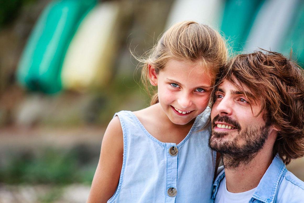 Séance Photo de famille, portrait à Piriac sur Mer Photographe Portrait La Baule Presqu'ile de Guérande - Region de Nantes - nils dessale