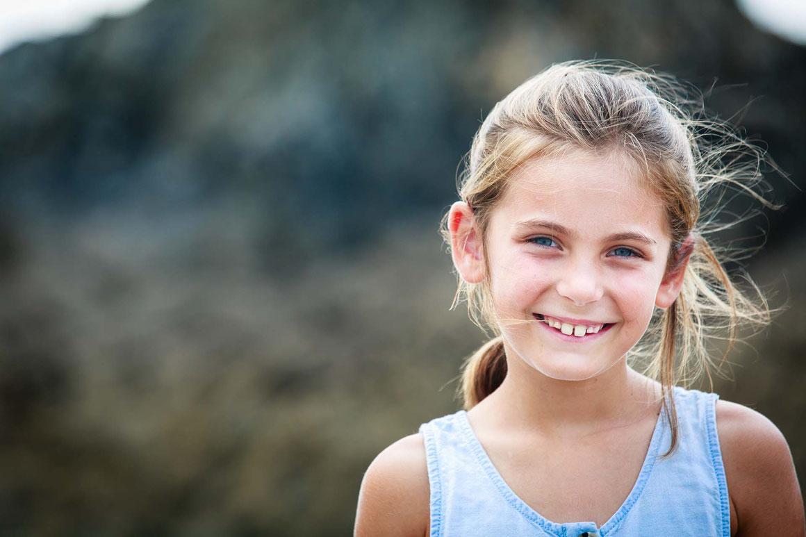 Séance photo Portraits en famille à la base nautique de Quimiac avec Nils Dessale Photographies