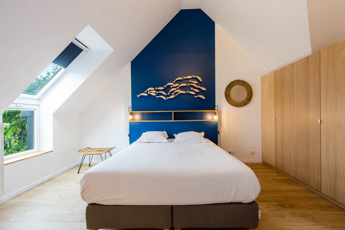 Reportage photo Architecture et immobilier à Quiberon en Bretagne sud . Photographe spécialisé nils dessale