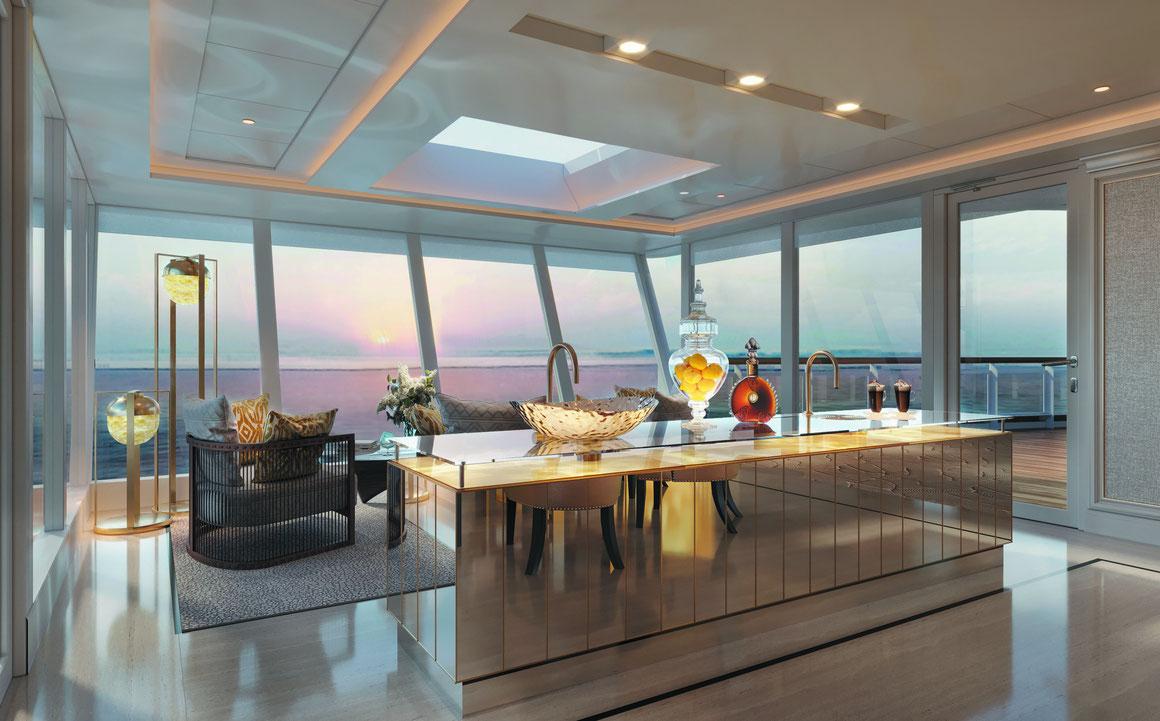 Regent Suite Seven Seas Splendor