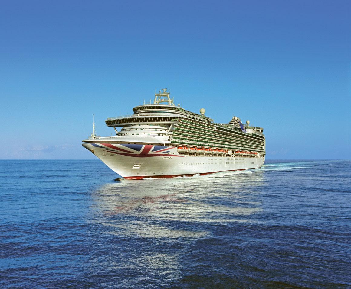 Ventura P&O Cruises