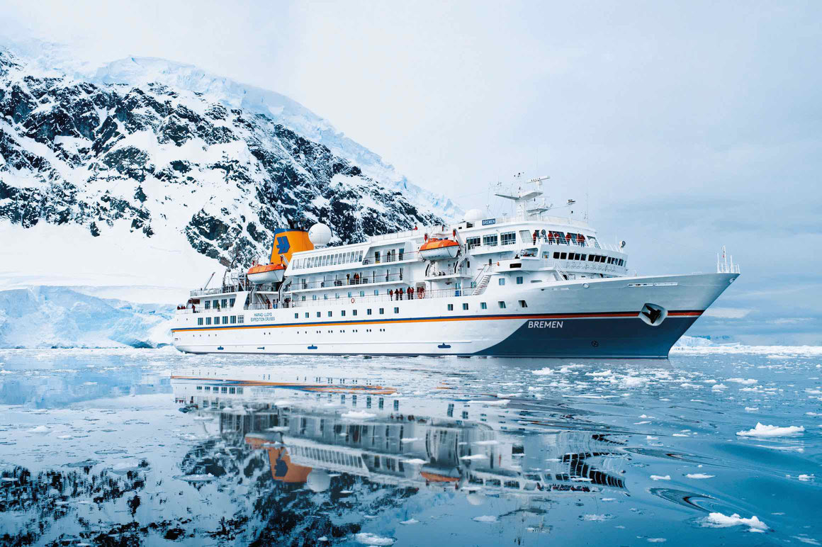 MS BREMEN Hapag-Lloyd Cruises