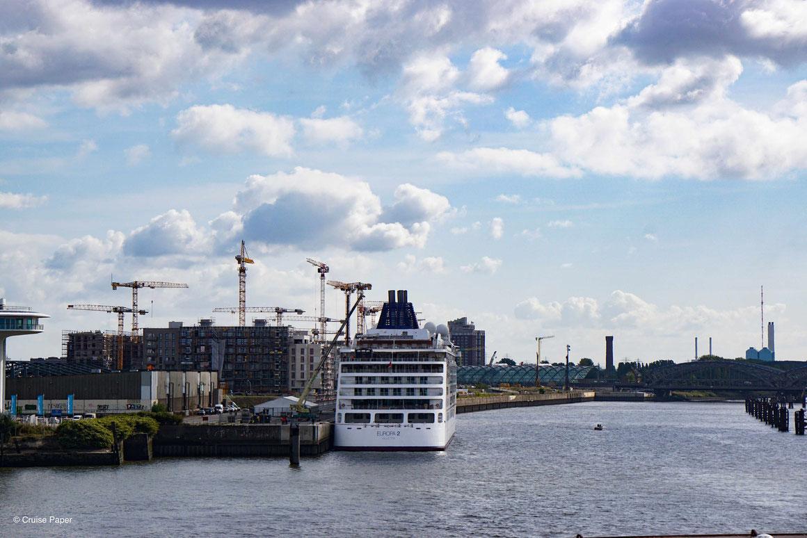 MS EUROPA 2 Hamburg