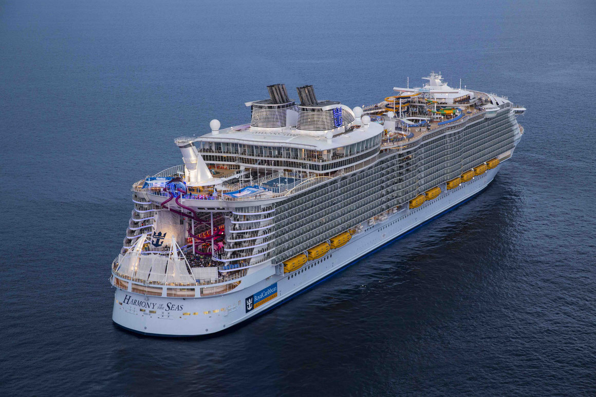 Harmony of the Seas Mittelmeer