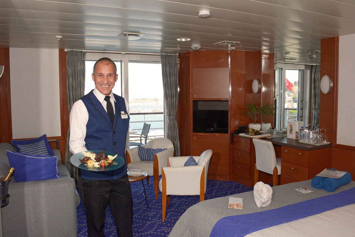 Celestyal Cruises: Suiten-Upgrades uvm. | © Celestyal Cruises
