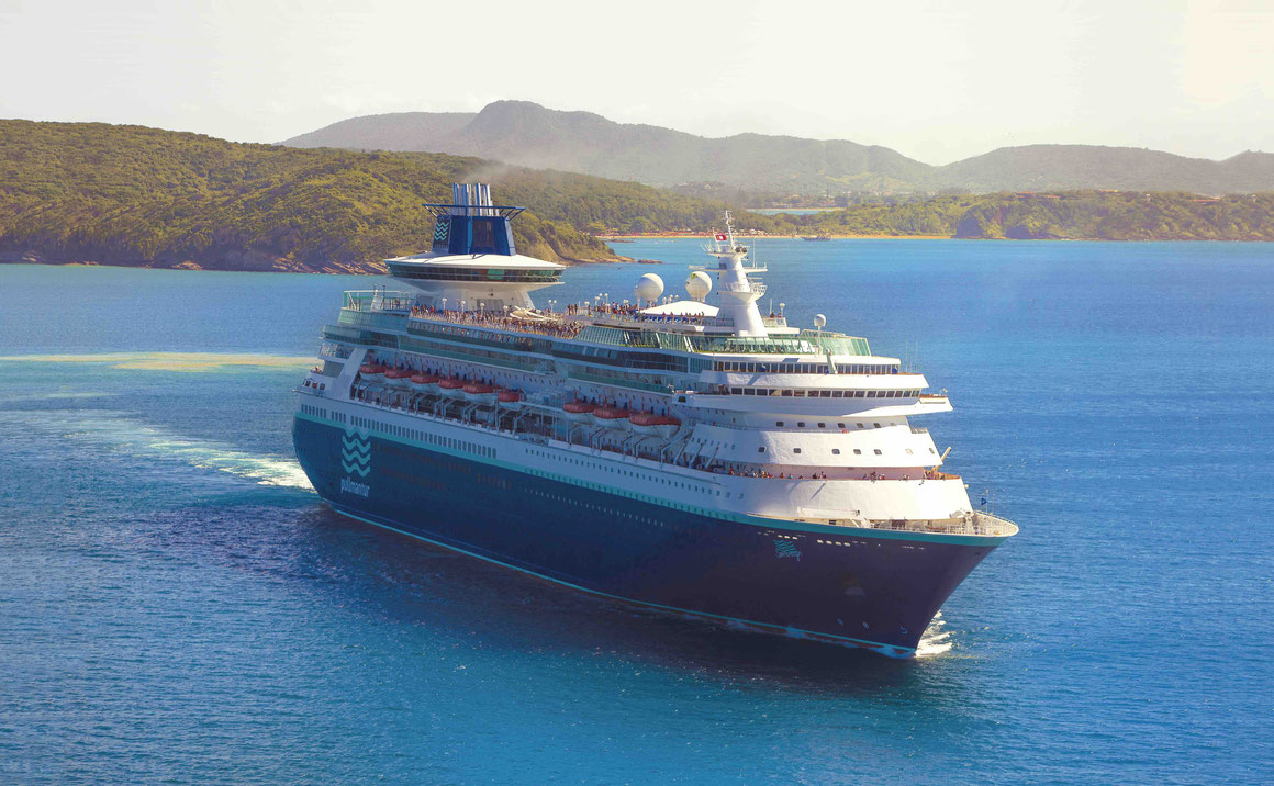 Pullmantur Cruises Sovereign