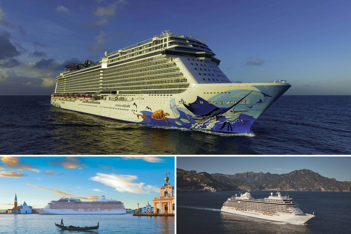 Norwegian Cruise Line Holdings Ltd.