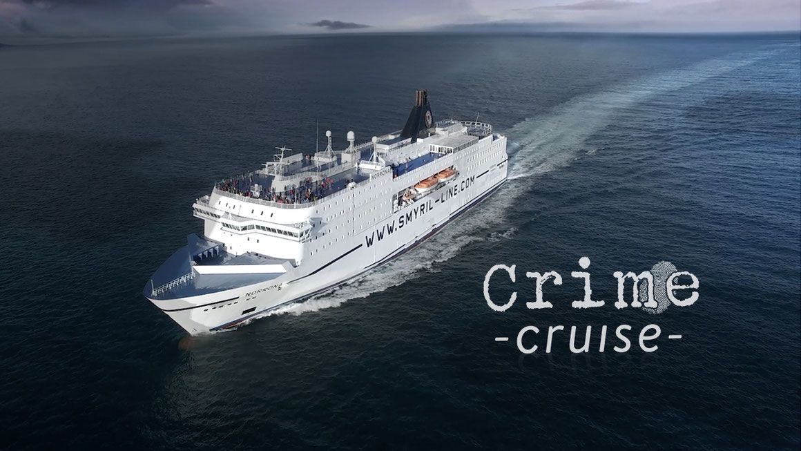 Crime Cruise 2019 MS Norröna
