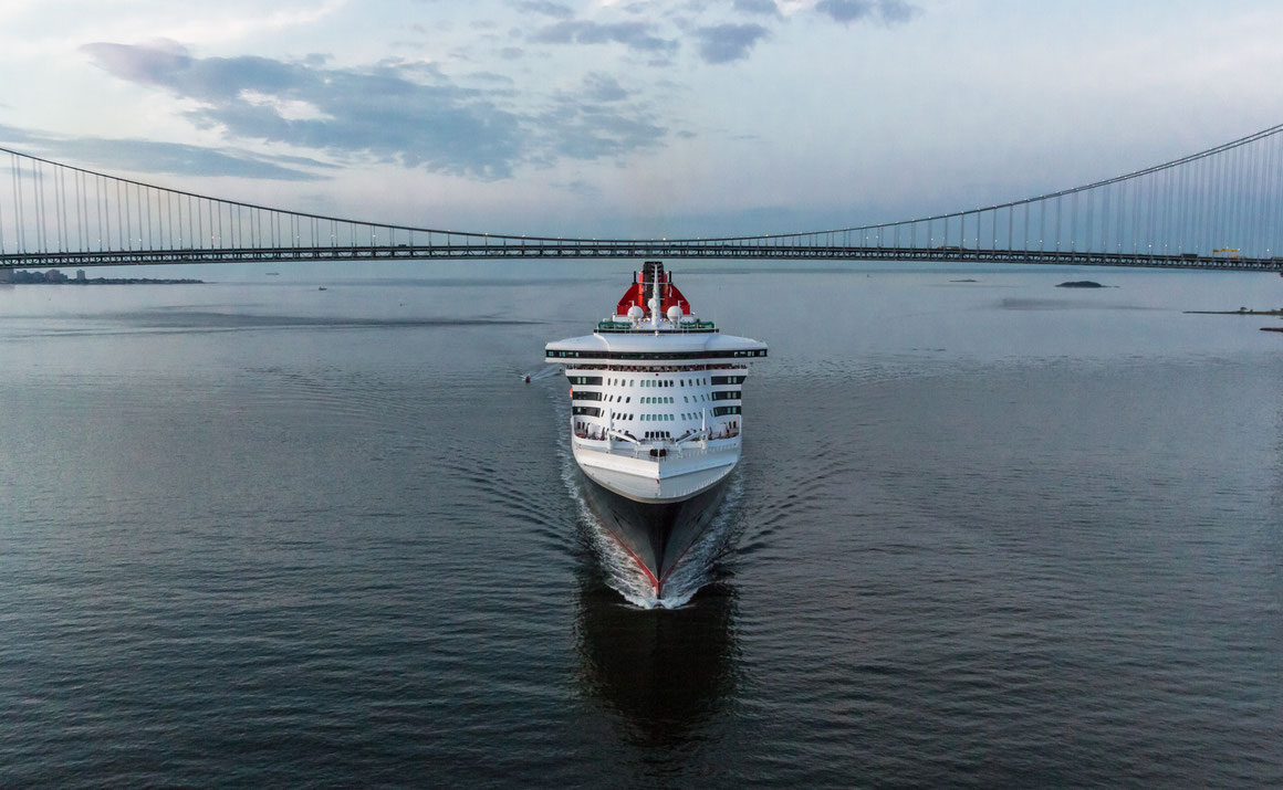 Transatlantik mit der Queen Mary 2 | © Cunard Line