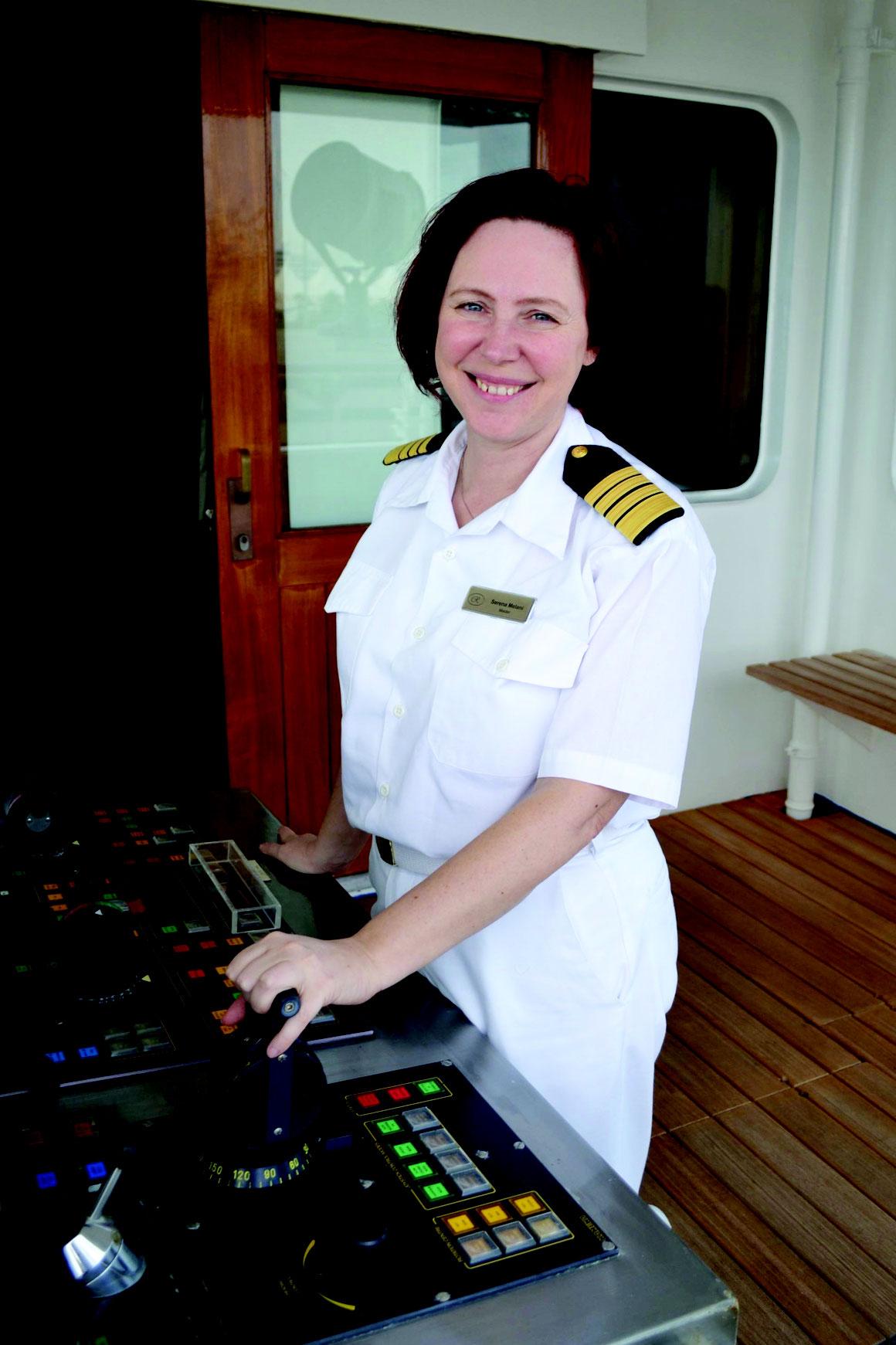 Serena Melani Regent Seven Seas Cruises