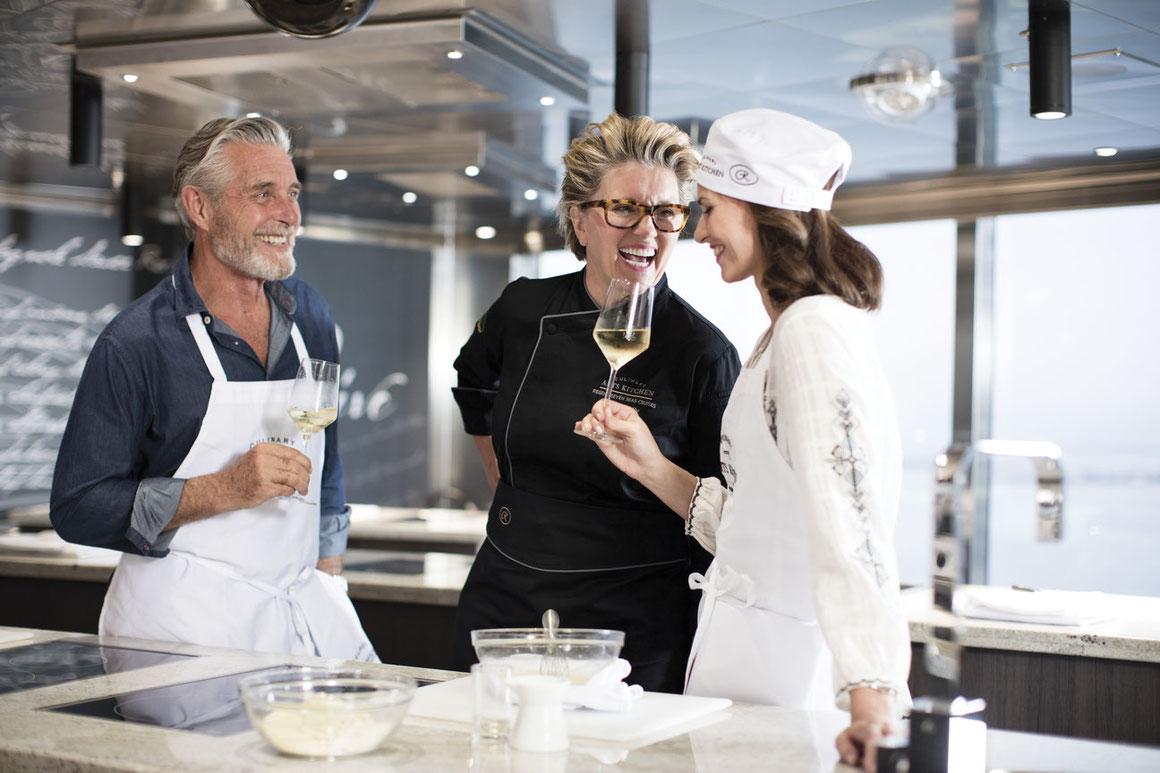 Regent Seven Seas Cruises Vegetarische Menüs