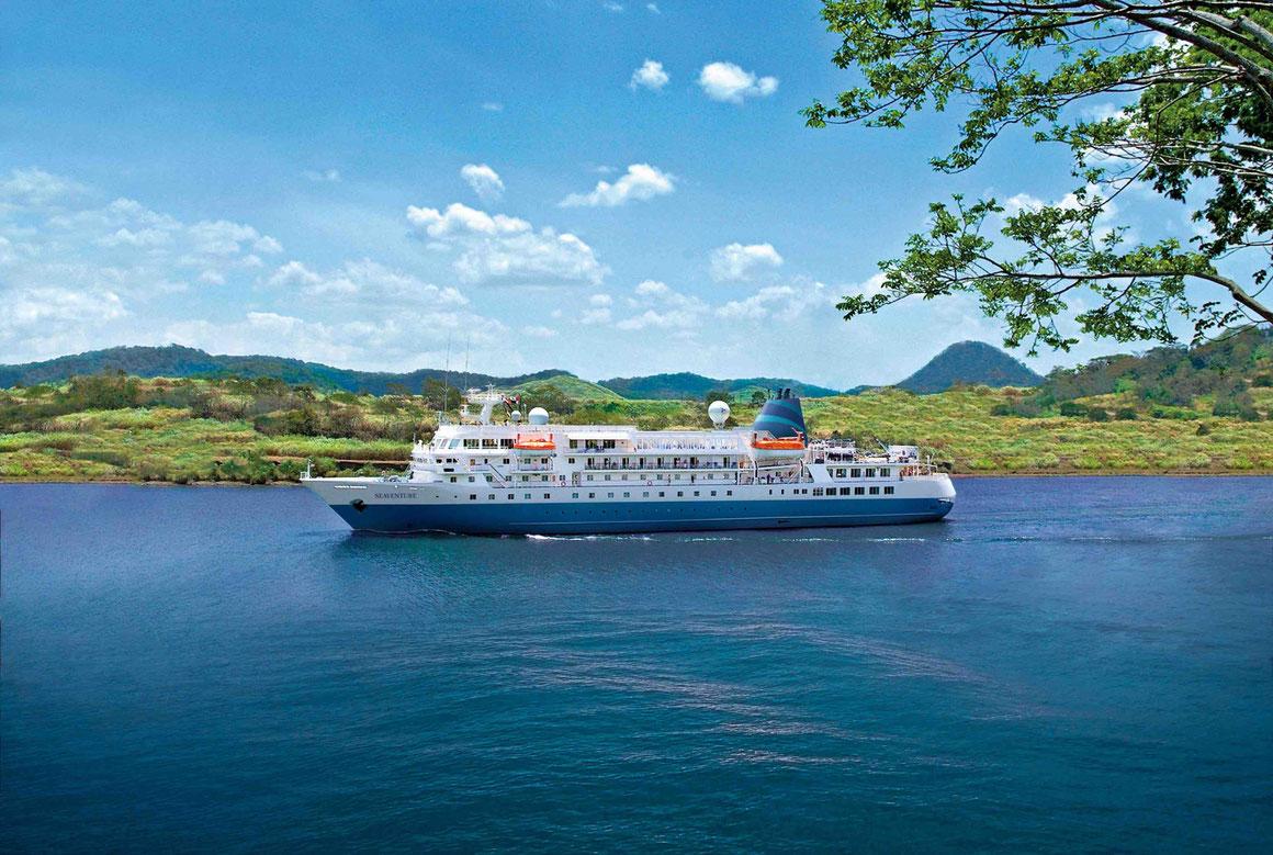 MS SEAVENTURE VIVA Cruises