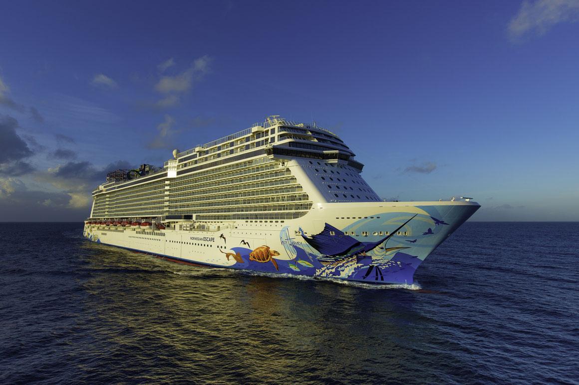 Norwegian Escape Norwegian Cruise Line