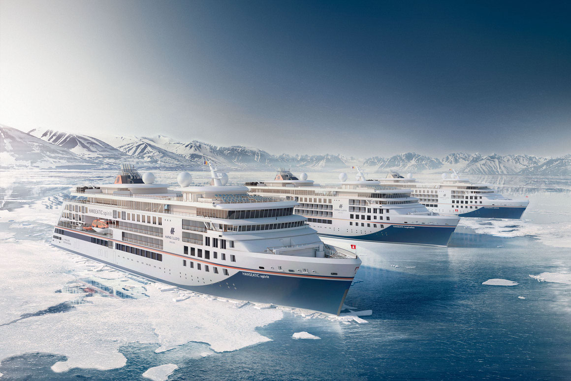 Expeditionsschiffe Hapag-Lloyd Cruises