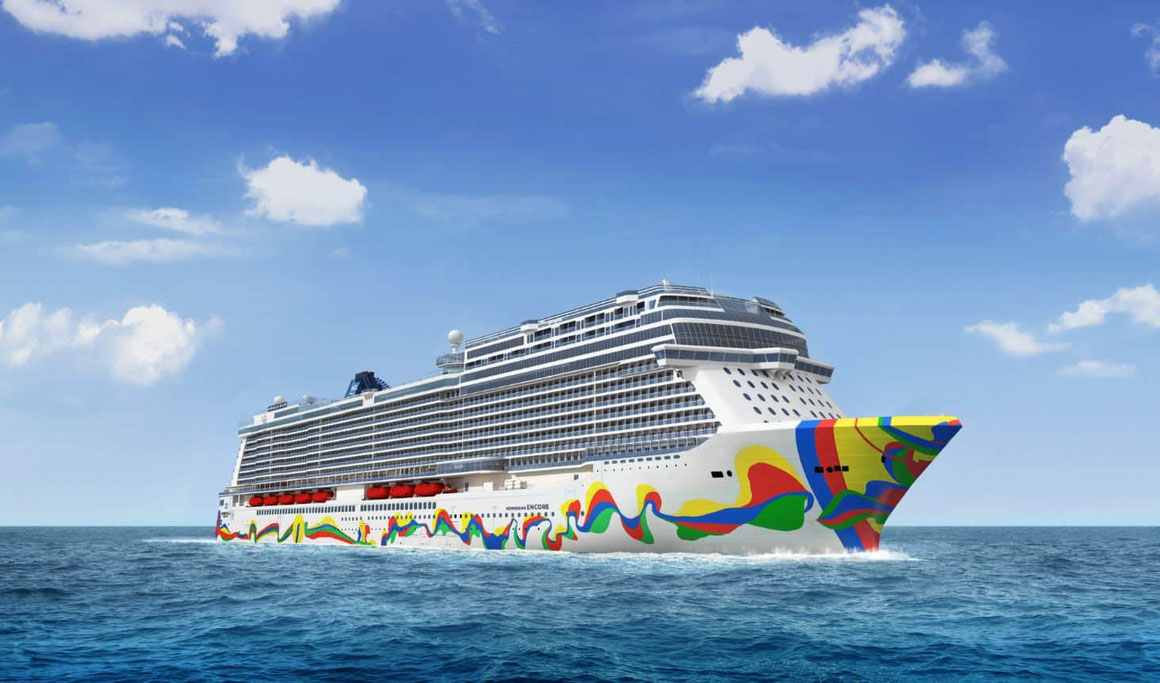 Norwegian Encore Norwegian Cruise Line