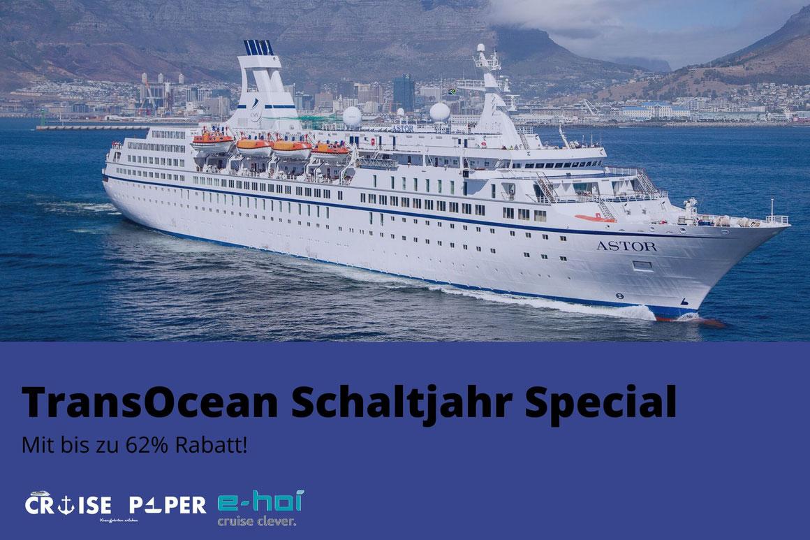 TransOcean Schaltjahr Special