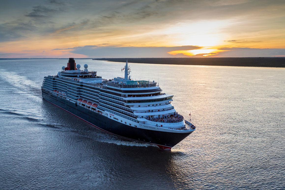 Queen Victoria Weltreise 2019