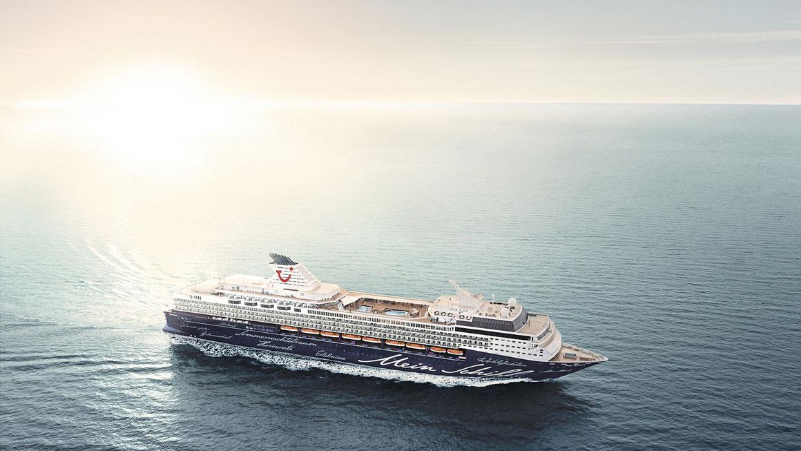Mein Schiff 2 // © TUI Cruises