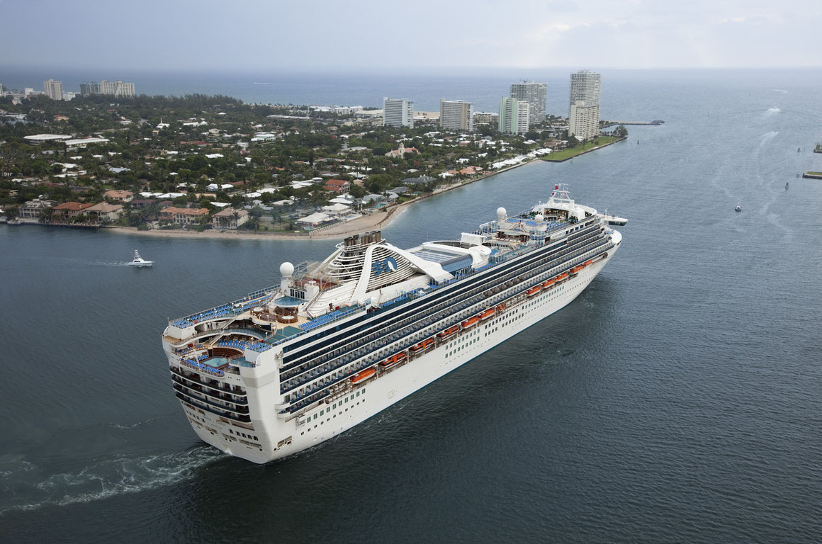 Grand Princess Princess Cruises