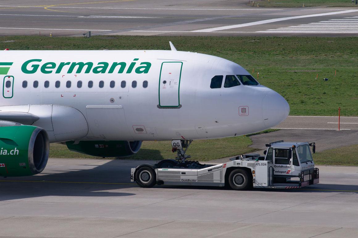 Germania Insolvenz Kreuzfahrt