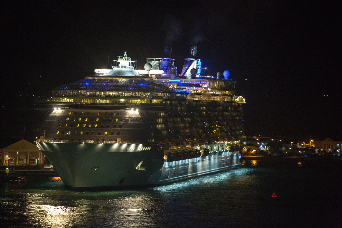 Norovirus Oasis of the Seas