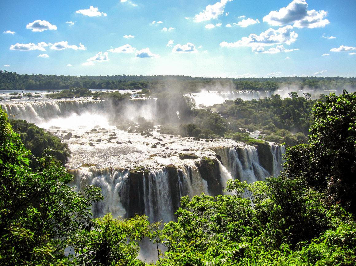 WORLD EXPLORER nimmt Kurs auf Südamerika