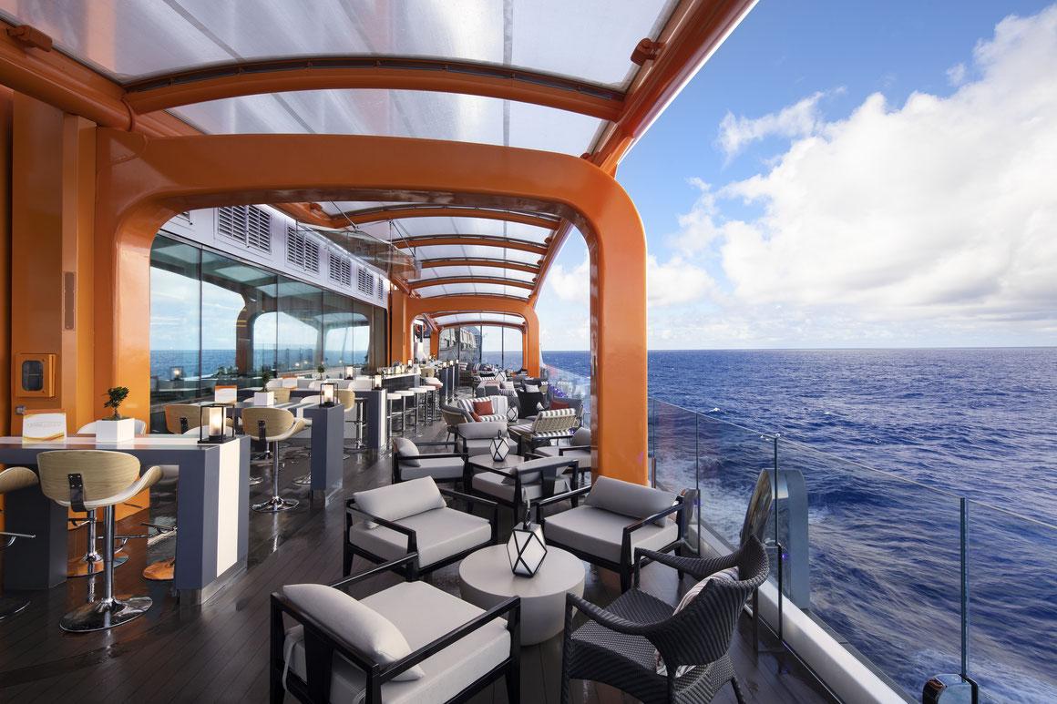 Magic Carpet Celebrity Edge Celebrity Cruises