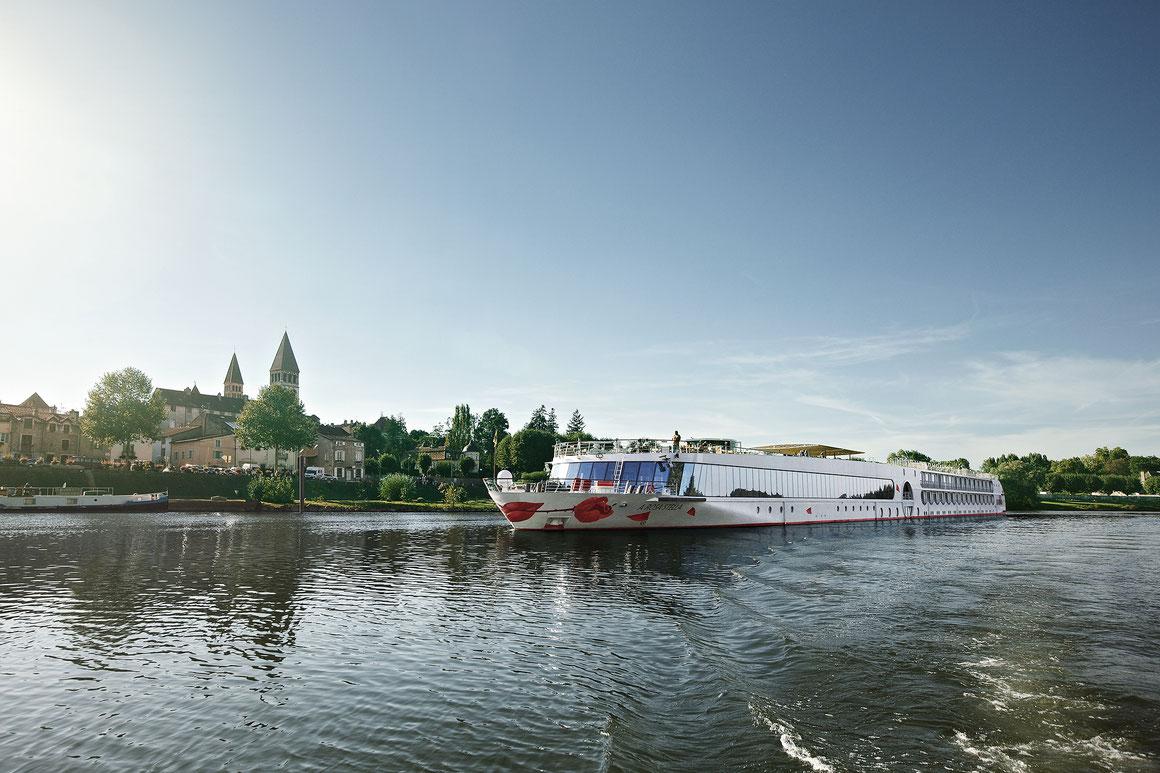 A-ROSA Modernisierung Donau Rhône