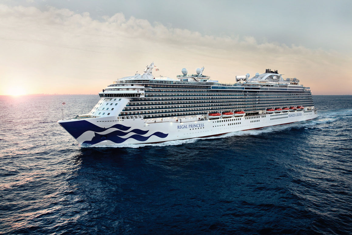 Regal Princess Princess Cruises