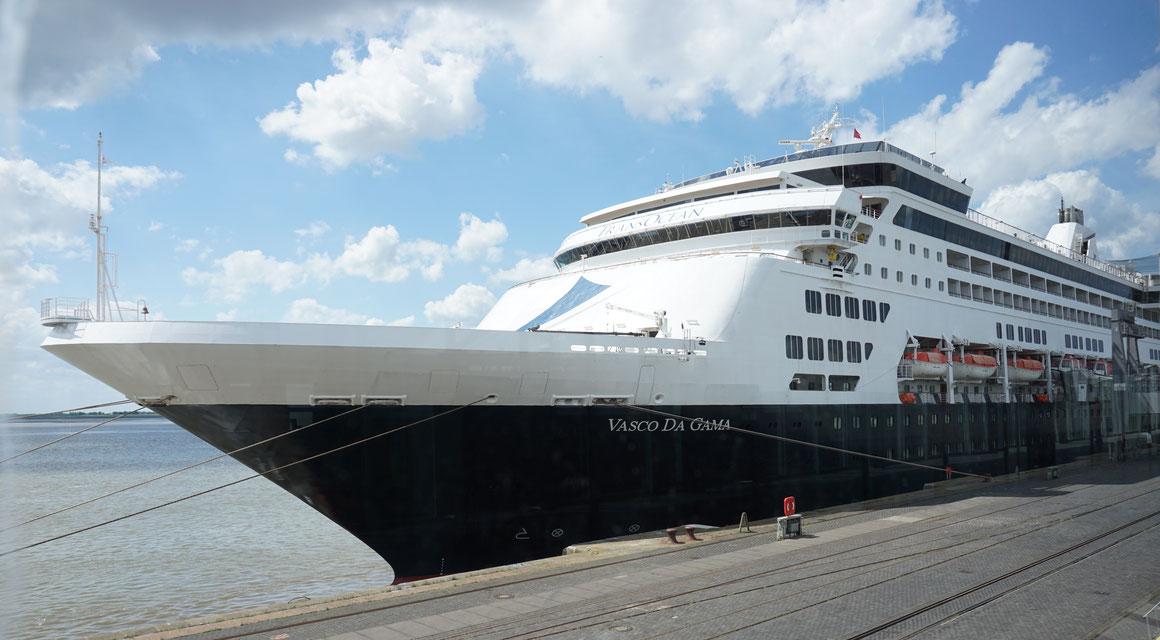VASCO DA GAMA TransOcean Kreuzfahrten