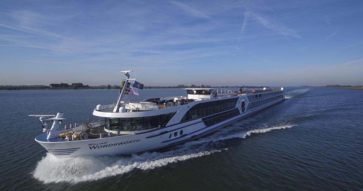 WILLIAM WORDSWORTH VIVA Cruises