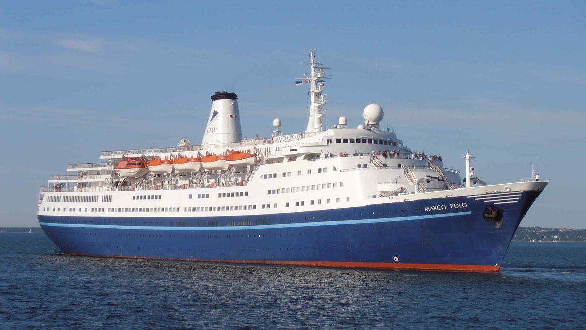 MS Marco Polo CMV