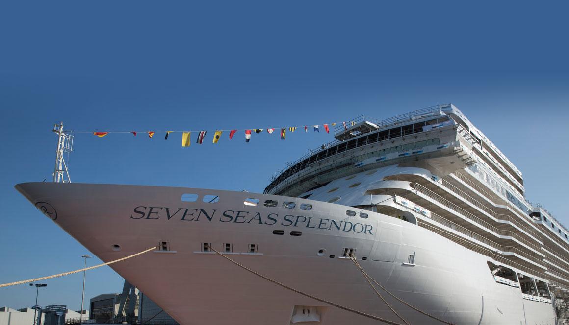 Sven Seas Splendor Fincantieri