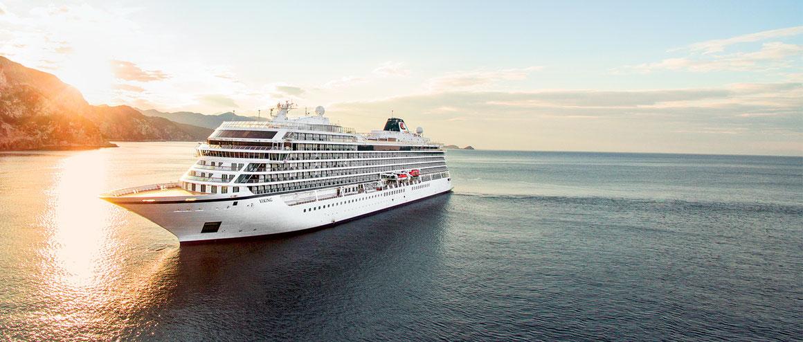 Viking Sun // © Viking Ocean Cruises