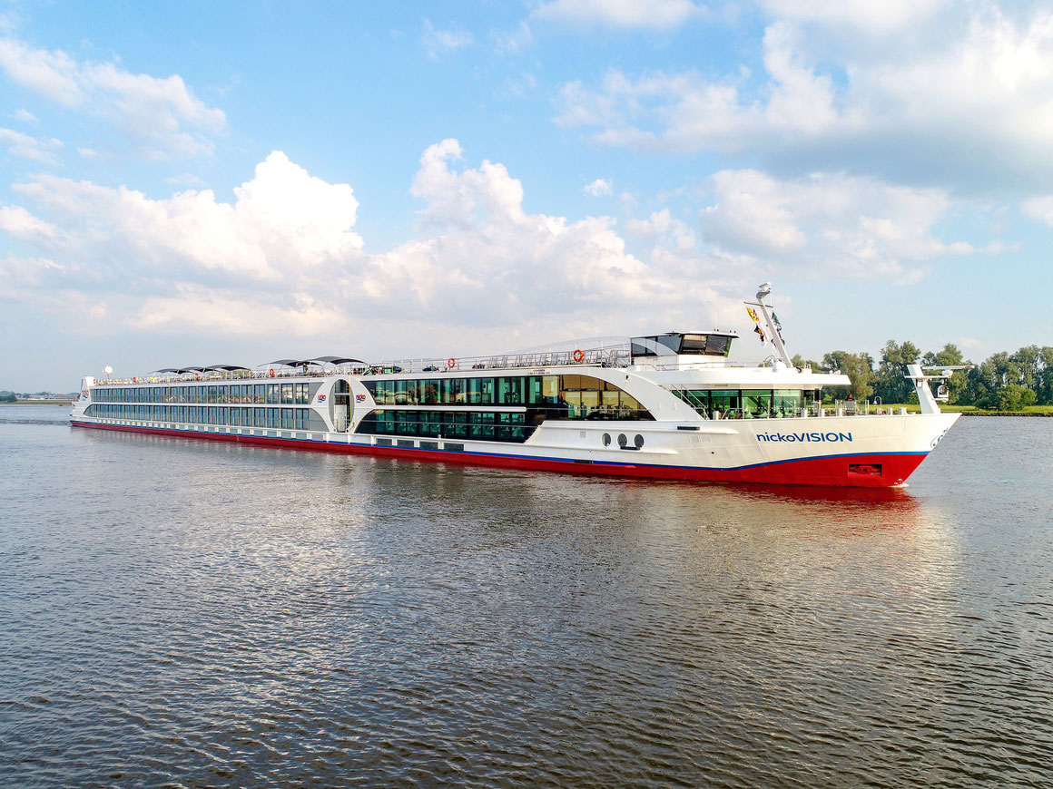 nickoVISION Donau Kreuzfahrten