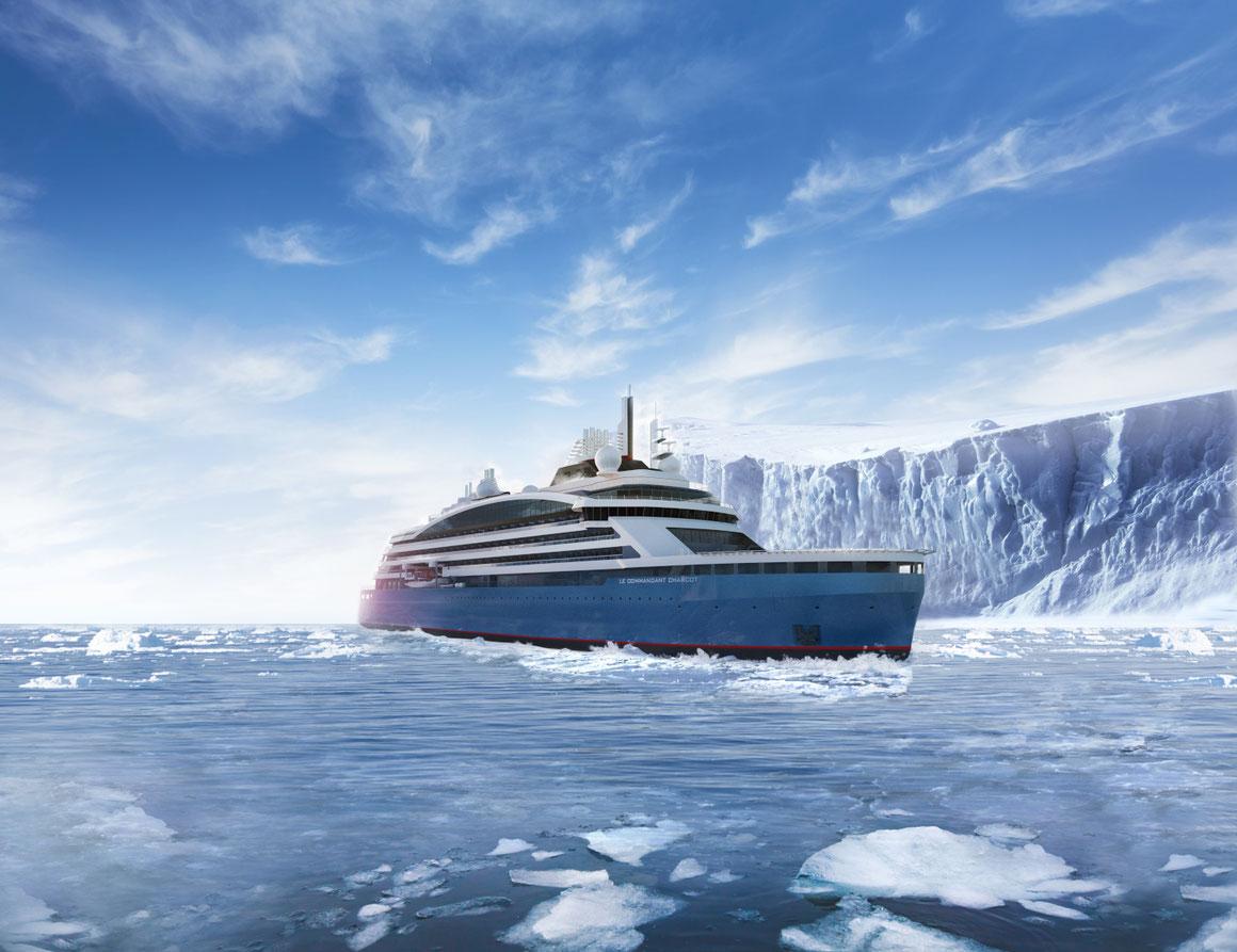 Le Commandant Charcot PONANT Cruises