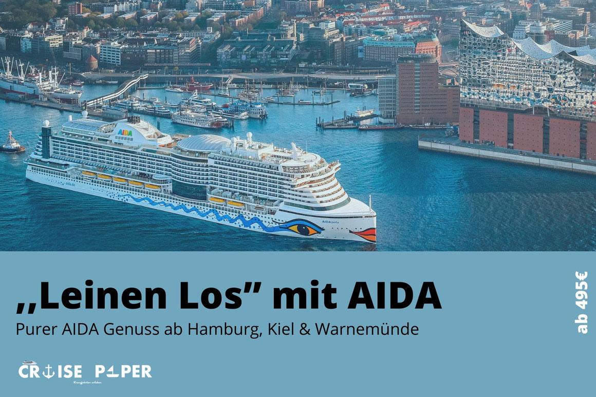 AIDA Kurzreisen 2020