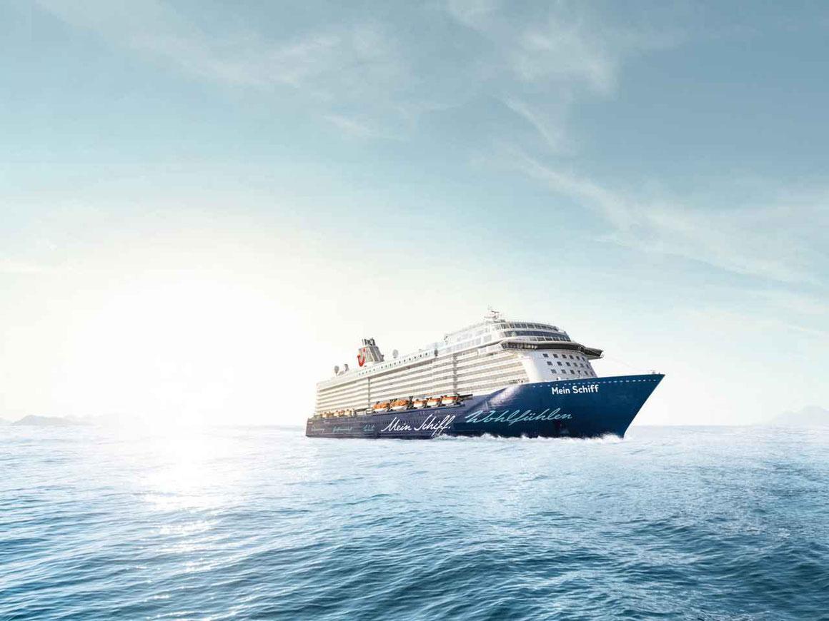 Mein Schiff TUI Cruises