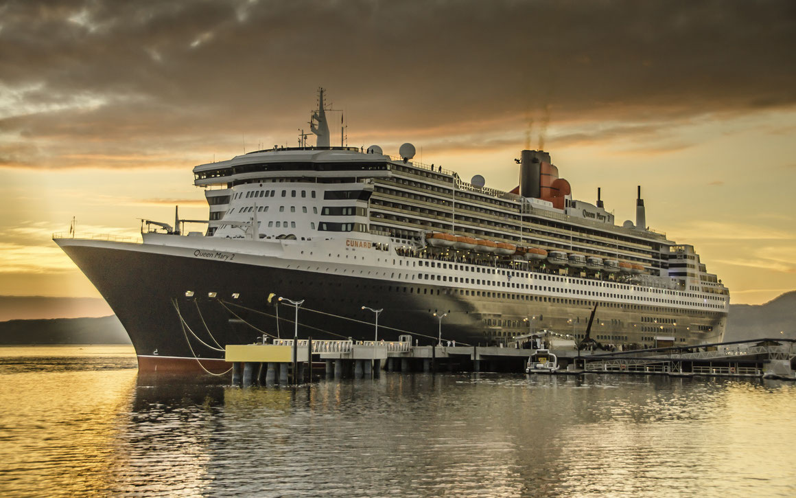 Queen Mary 2 // Foto: Pixabay